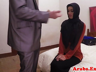 Arab habiba fucked ask preference a trollop for cash