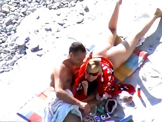 Cap dagde beach voyeur 3 swingers sexual connection beach