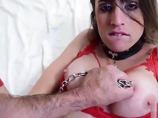 Shemale Stefany Santos Rough Bareback