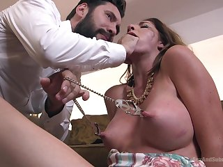 Hardcore sex fuck by strong and beamy dick is all that Silvia Saige needs